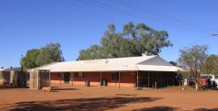 The Warakurna Roadhouse - [Click for a Larger Image]